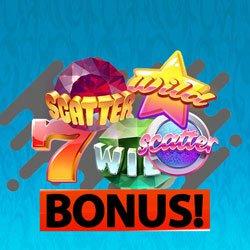 Bonus et free spins